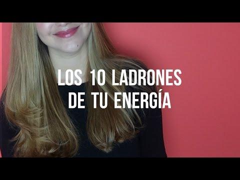 Los 10 ladrones de tu energia | Alziur