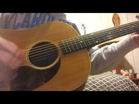1955 Gibson J-50 Demo in Open CFCFAC Tuning