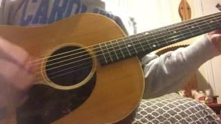 1955 Gibson J-50 Demo in Open CFCFAC Tuning