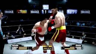 Fight Night Champion Rocky Balboa vs Ivan Drago
