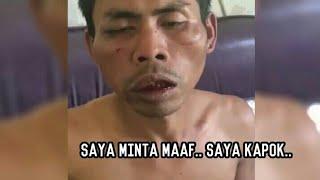 vuclip SOK JAGOAN, PREMAN TERMINAL MERAK BABAK BELUR DIHAJAR TNI