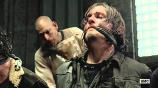 The Walking Dead  Terminus Slaughter Scene