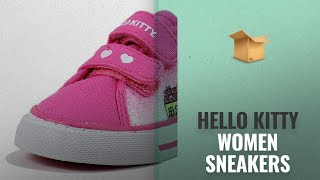 Our Favorite Hello Kitty Women Sneakers [2018]: Hello Kitty Girl