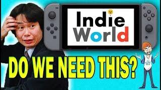 The Nintendo Indie World Showcase 2019 Was Pointless
