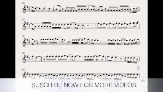 Video DESPACITO SHEET MUSIC VIOLIN WITH PLAY ALONG download MP3, 3GP, MP4, WEBM, AVI, FLV September 2018