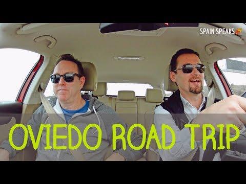 Road trip to Oviedo - Spain culture shocks