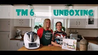 THERMOMIX TM6 UNBOXING