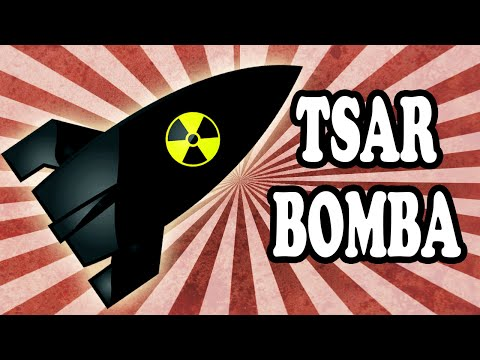 The Biggest Nuclear Bomb in History