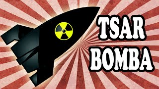 The Biggest Nuclear Bomb in History — TodayIFoundOut