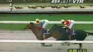 2001年 第14回マイルチャンピオンシップ南部杯(GⅠ) アグネスデジタル