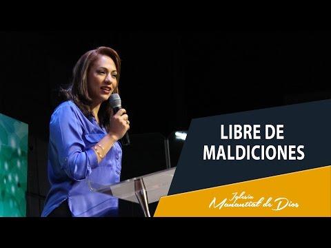 Libre de maldiciones - Pastora Ana Milena Castillo