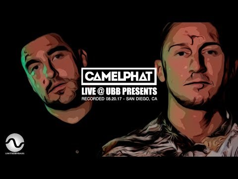 CamelPhat Tech House set @ UBB Presents