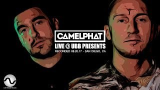 camelphat tech house set ubb presents