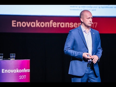 Enovakonferansen 2017: Ingar Norvik i Posten Eiendom