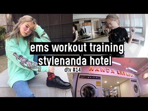 Burn +1000 cals in 20 mins (EMS training), Stylenanda Pink Hotel   DTV #14