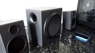 Logitech Z333 Speaker System - Review