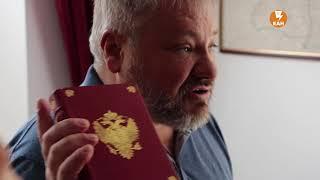 Антон Баков открывает частный музей дома Романовых