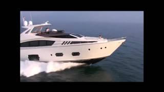Ferretti 800(Ferretti 800 http://www.premiumyachts.ru © 2010 Premium Yachts - дистрибьютор элитных моторных яхт Ferretti Group +7 (495) 741 0003., 2012-04-02T14:01:46.000Z)