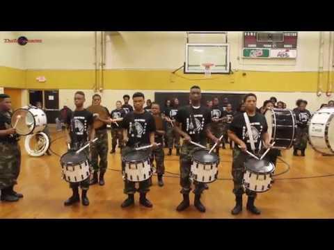 JACK ROBEY B.O.P. vs COLEMAN | Percussion Battle |  2017