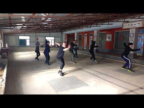 A Day Of Kungfu Training - Kungfuschoolchina