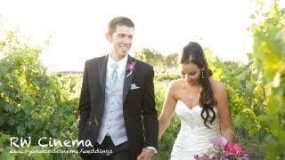Wedding Cinema: Sara & Nathan Thome