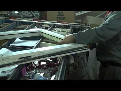 видео: Пластиковые окна. Этапы производства