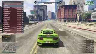 Grand Theft Auto V_ Course 26 pers