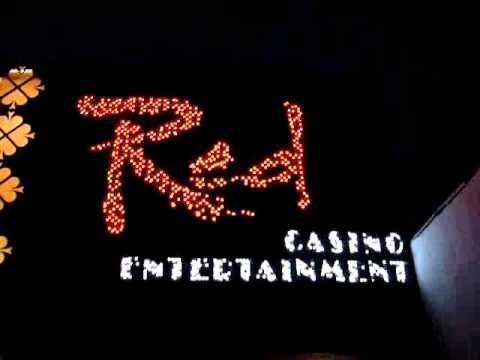 Red Casino Sign