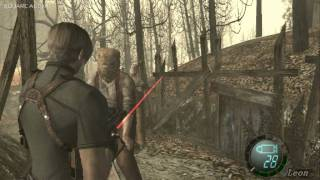 Resident Evil 4 Texture Pack HD + Silent Hill Sound and Music.