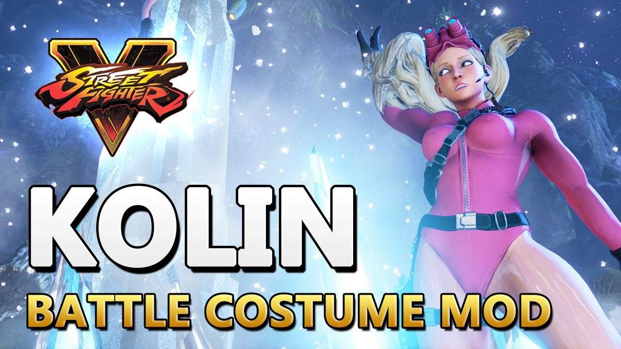 Custom Karin Sexy Swimsuit (C4) - Street Fighter V Mod by