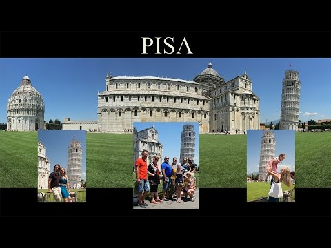 PISA | Leaning Tower of Pisa | Travelling in Tuscany, Central Italy, Europe | Kate Claudia ✔