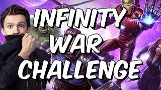 Chadwick & Tom's Infinity War Champion Challenge - Marvel Contest Of Champions