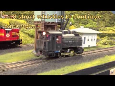 0-4-0 Saddle Tank Locomotive Sound Decoder Installation & Improvement