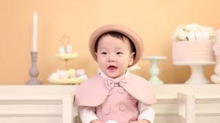 안산베이비스튜디오.사랑스럽고 소중한 아이들의 행복한 촬…