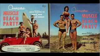 Annette Funicello - Muscle Beach Party [Full Album] 1964