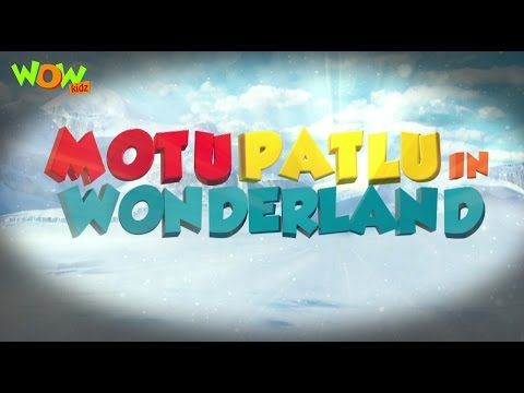 Motu Patlu In Wonderland Part 02| Movie| Movie Mania - 1 Movie Everyday | Wowkidz thumbnail