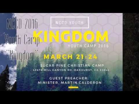 NCCD 2016 Youth Camp: Sugar Pine