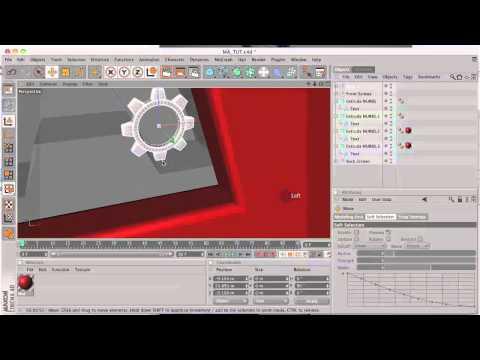 Creating the 'Art Machine' Ident in C4D - Part 1