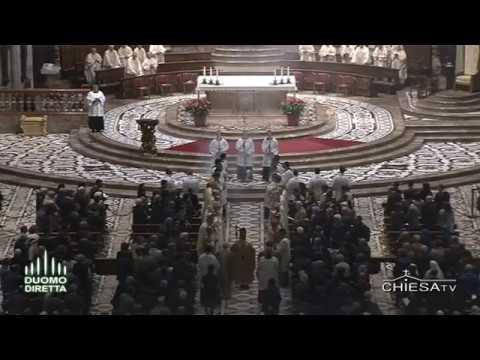 4 novembre 2017 In Duomo il Pontificale di San Carlo Borromeo (da CHIESATV canale 195)