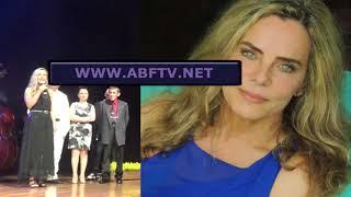 LUIZ ALVES  NA  TV ::ASSUNTO  CINEMA ATRIZ  BRUNA LOMBARDI
