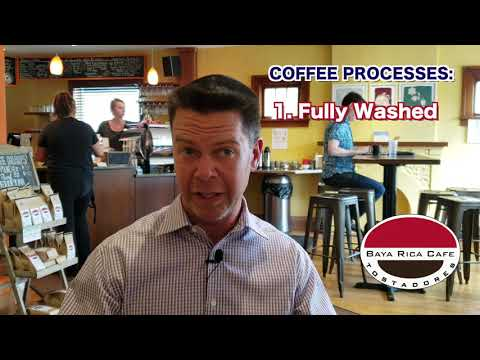 Coffee Talk Part 2, With Randy Coleman - Baya Rica Cafe