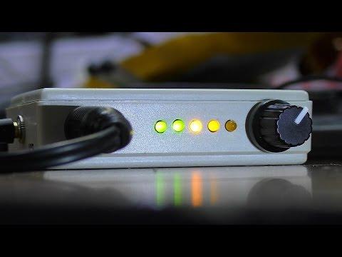 видео: Самодельный стерео усилитель для наушников на м/с sgm4812 (с индикатором уровня; на 18650)