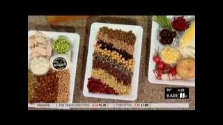 Fresh and Memorable Summer Salads (7/10/14 on KARE 11)