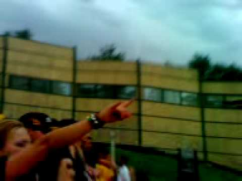 Bullet for My Valentine-TEars Dont Fall Rockstar MAyhem Festival 2009 Denver, Coloardo