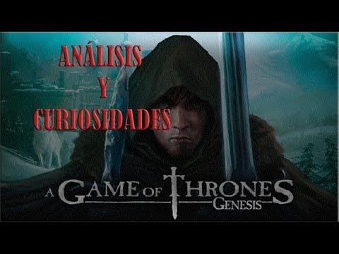 Análisis y curiosidades: A Game of Thrones Genesis