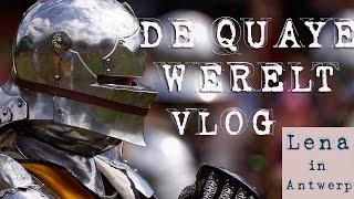 Средневековый фестиваль в Антверпене DE QUAEYE WERELT 2016(рынок,конец,рыцарские бои)#LenainAntwerp