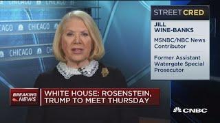 Watergate prosecutor: Need Rosenstein to stay at DOJ