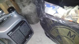 ВАЗ 2114 ЭиРСР(36). Замена моторного масла.