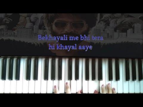 bekhayali-mein-|-piano-|-kabir-singh-|-bekhayali-piano-tutorial-|-cover-|-instrumental