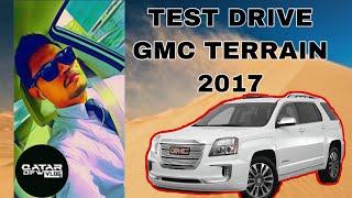 Gmc terrain 2017 test drive
